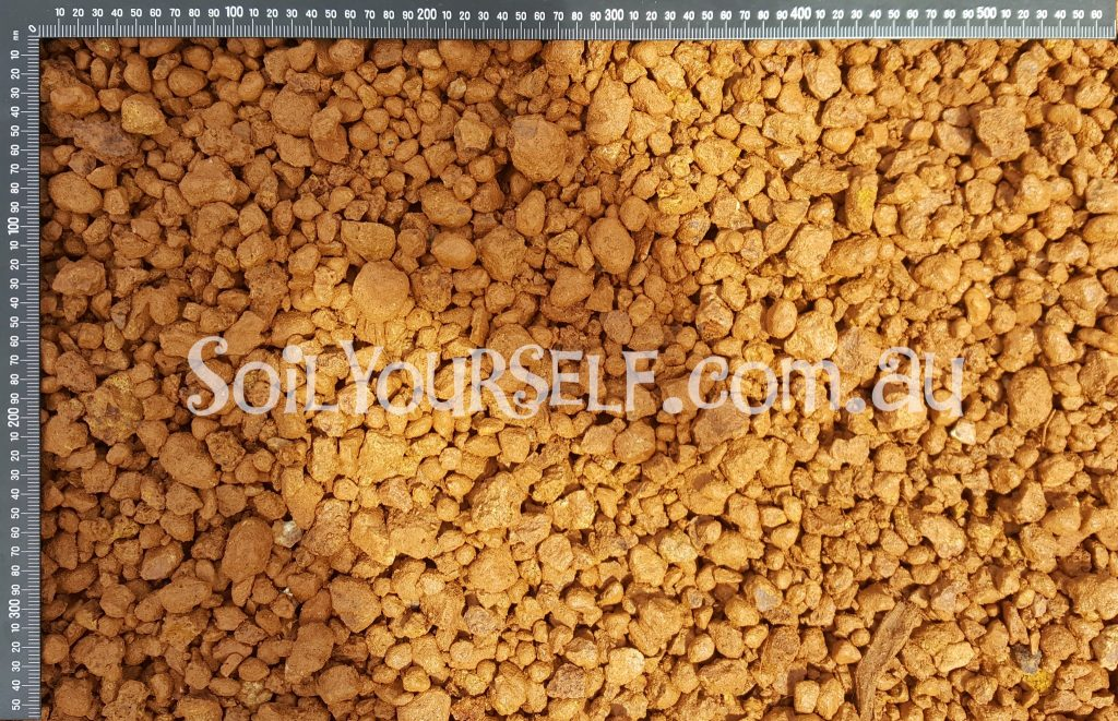 Cracked Pea Gravel 14-28mm. Perth Gravel & Stone Supplier. Quarry direct delivery to all Perth suburbs. For all your garden and landscape supplies