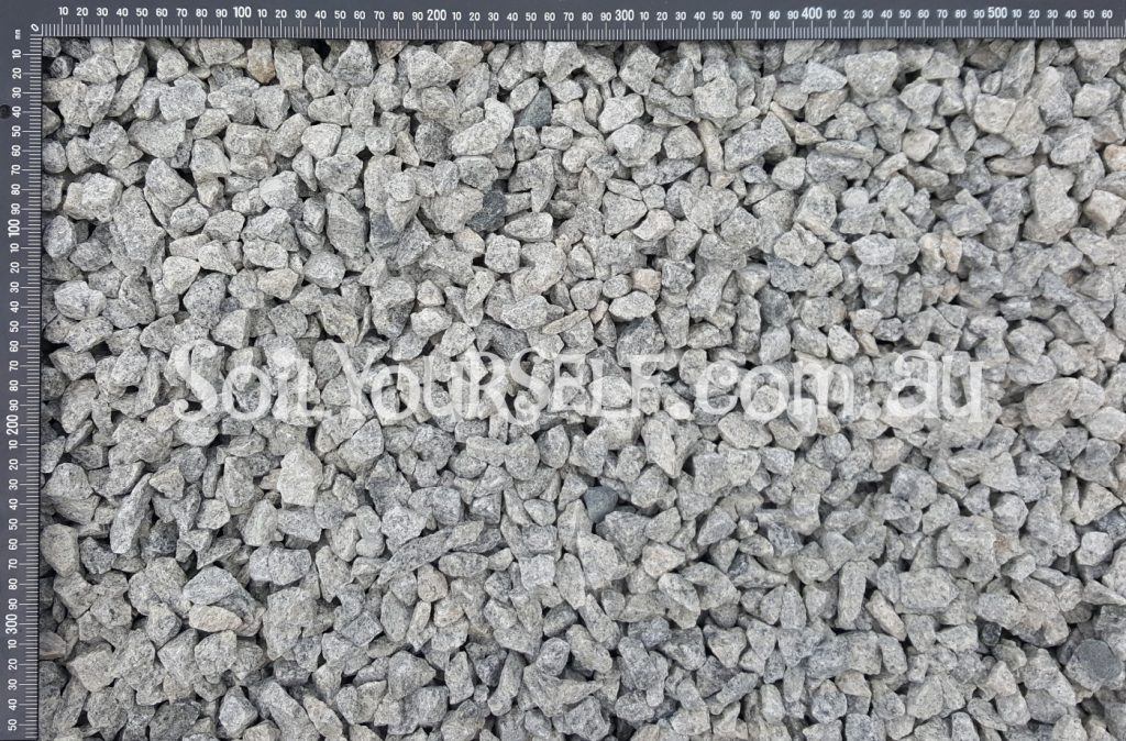 Blue Metal 20mm. Perth Gravel & Stone Supplier. Quarry direct delivery to all Perth suburbs. For all your garden and landscape supplies